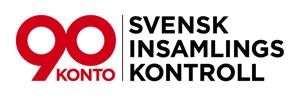 90-konto Svensk insamlingskontroll logotyp