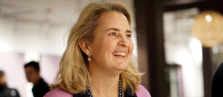 Bild på Petra Ahrnstedt biträdande rektor Fryshuset grundskola västra
