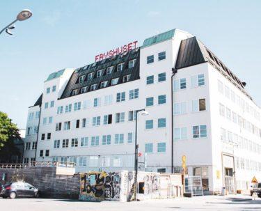 Fryshuset i Hammarby Sjöstad