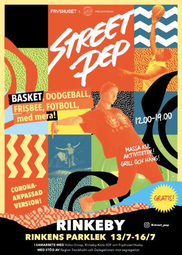 Street Pep på förlängd turné