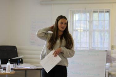 Utbildning i konfliktlösning och medling i Ungdomens Hus 1200 Kvadrat i Frölunda