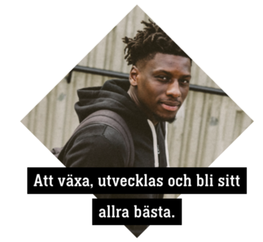 Story på ung person