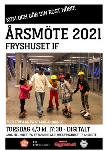 Årsmöte 2021