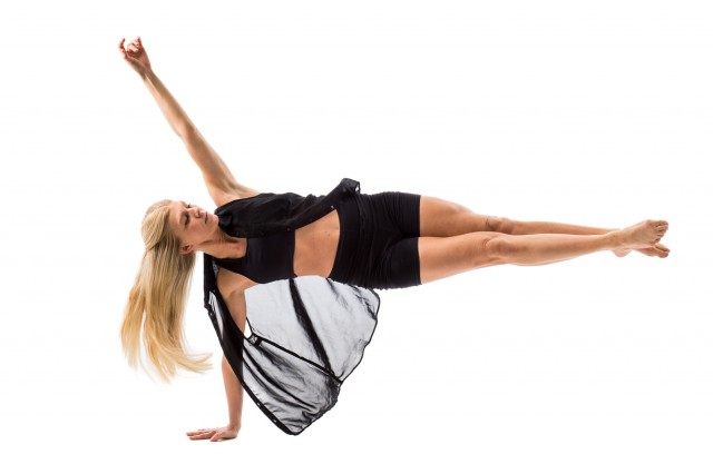 Dansare i en pose