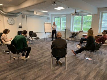 Training of Trainers-utbildning i DPC genomförd