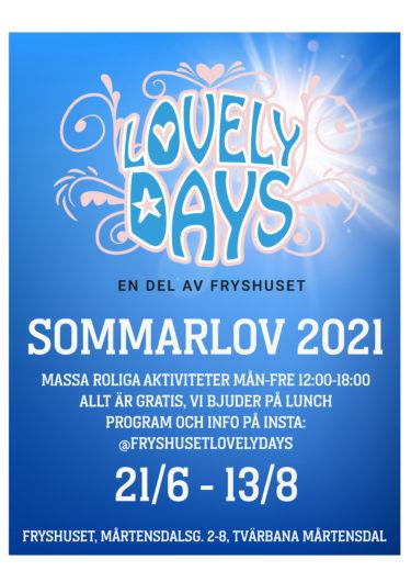 Lovely Days Sommarlovet
